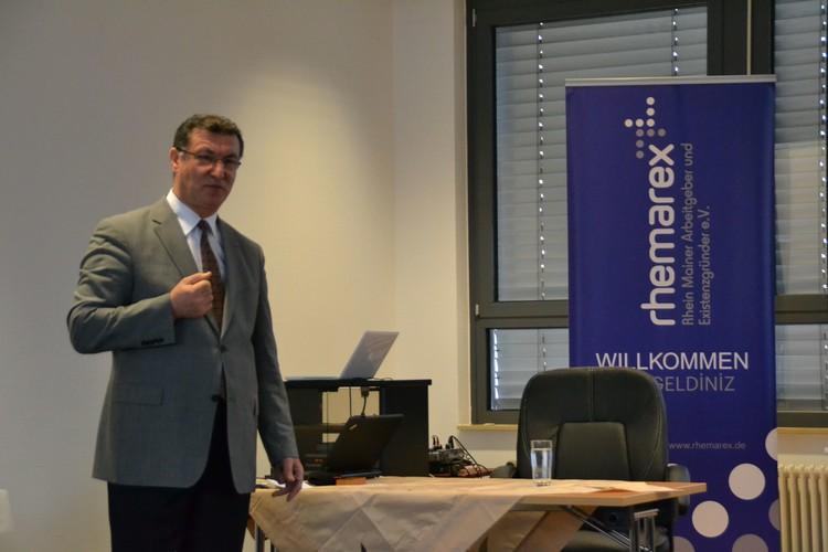 Mainz'da beden dili semineri