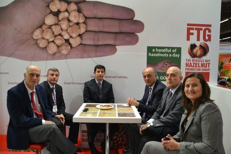 Fındık borsası Türkiye'de