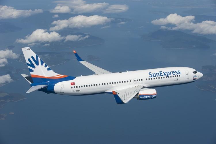 Sunexpress'ten yeni uçuşlar