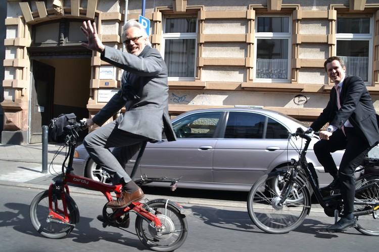 İki tekerlekli başkan