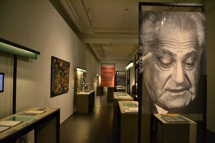 Frankfurt'ta Fritz Bauer sergisi