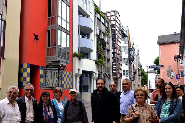 TMMB'den Frankfurt turu