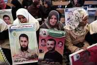 İsrail'deki Filistinli tutuklular