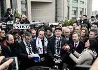 Gezi Parkı davasında ilk duruşma