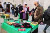 'Kudüs bizi birleştiriyor' sergisi