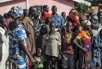 850 bin Nijeryalı evinden oldu