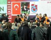 Trabzonspor'da olaylı genel kurul