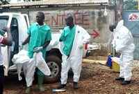 Eboladan ölenlerin sayısı 7 bini aştı