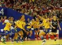 Şampiyonanın 3.'sü İsveç