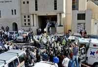 Kudüs'te sinagog saldırısı