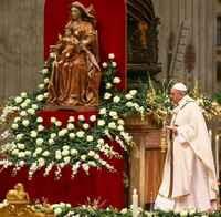 Vatikan'da Noel heyecanı