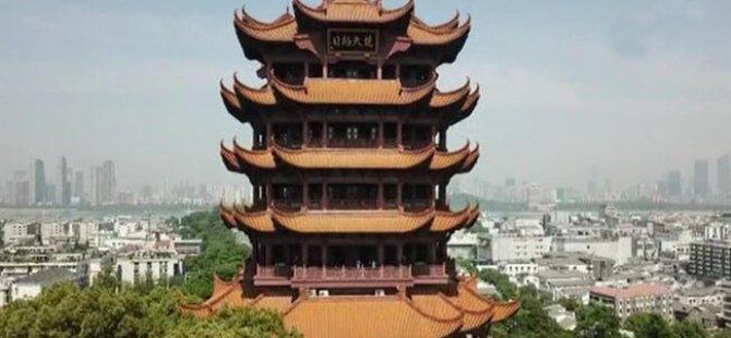Wuhan'ın simgesi yeniden ziyarete açıldı