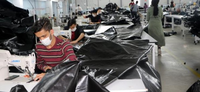Türkiye'den Avrupa'ya 1 milyon ceset torbası
