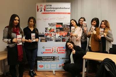 DİTİB Saarland Gençlik Birliği bir ilki başardı