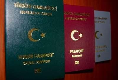 'Yeşil pasaportlu Türklere vize kaldırılsın'