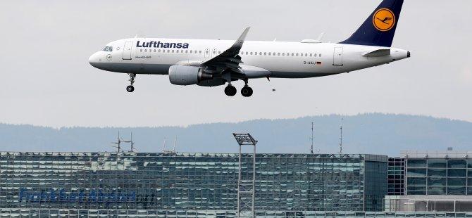 Alman hükümeti Lufthansa ile anlaştı