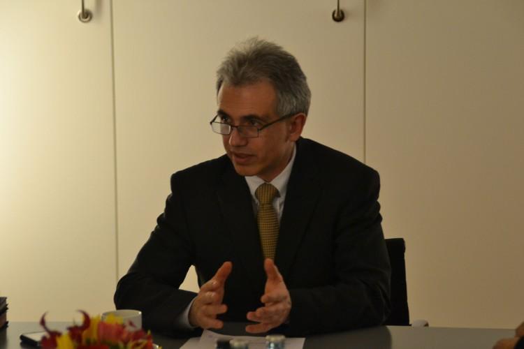 Feldmann: Türkiye Avrupalı