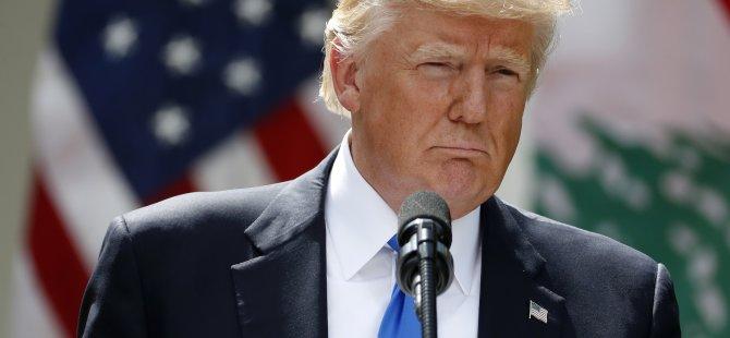 ABD'de protestolar durdurulamazken 'Trump sığınağa saklandı' iddiası