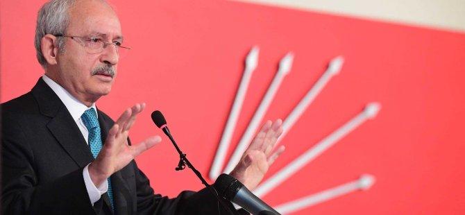 Kılıçdaroğlu: Yüzde 10 barajını ya kaldıralım ya da makul düzeye indirelim