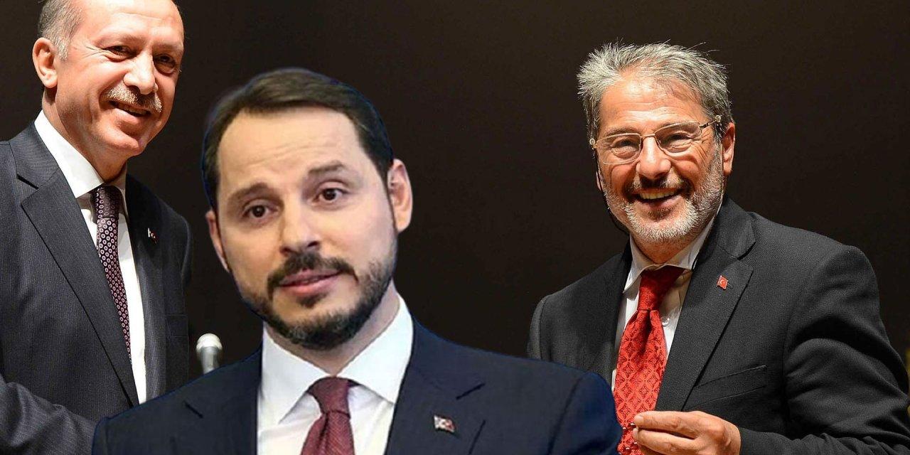 Berat Albayrak'ın babası Sadık Albayrak AK Parti'den istifa etti!