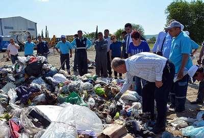17 bin lirasını dalgınlıkla çöpe attı