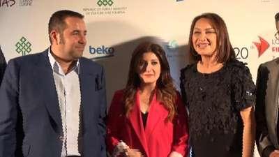 Londra Film Festivali 'Dörtnala' başladı