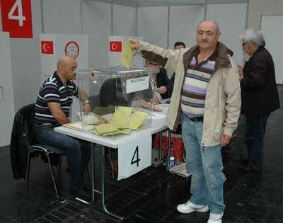 Hannover'de seçim heyecanı