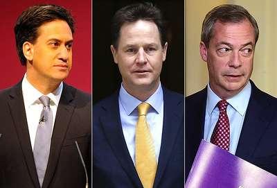 Seçimin kaybeden üç lideri istifa etti