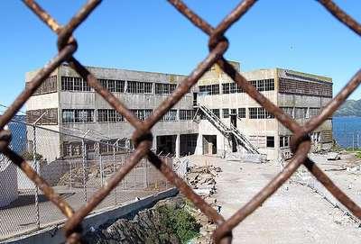 'Kaçılamaz' denilen hapishane: Alkatraz