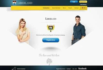 Liberland 'Devlet Başkanı' gözaltında