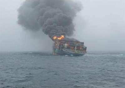 'Gemiyi uyardıktan sonra vurduk'