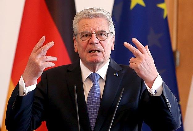 """""""Almanya'nın sığınmacı kapasitesi sınırlı"""""""