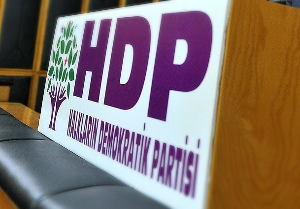 HDP'nin Köln'de miting yapmasına tepki