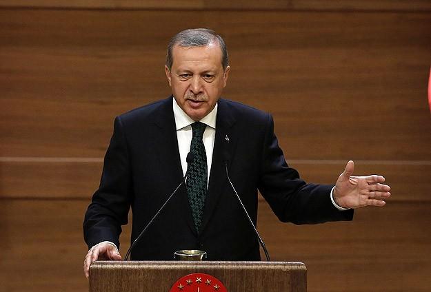 Cumhurbaşkanı Erdoğan'dan Filistin'e tebrik telefonu