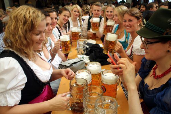 Oktoberfest için geri sayım başladı