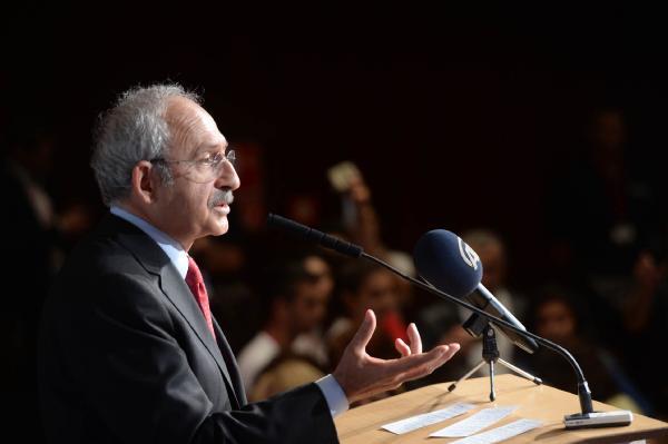 Kemal Kılıçdaroğlu Münih'te konuştu
