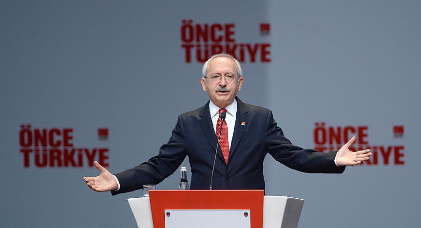 'Tek yerli ve milli parti CHP'dir'