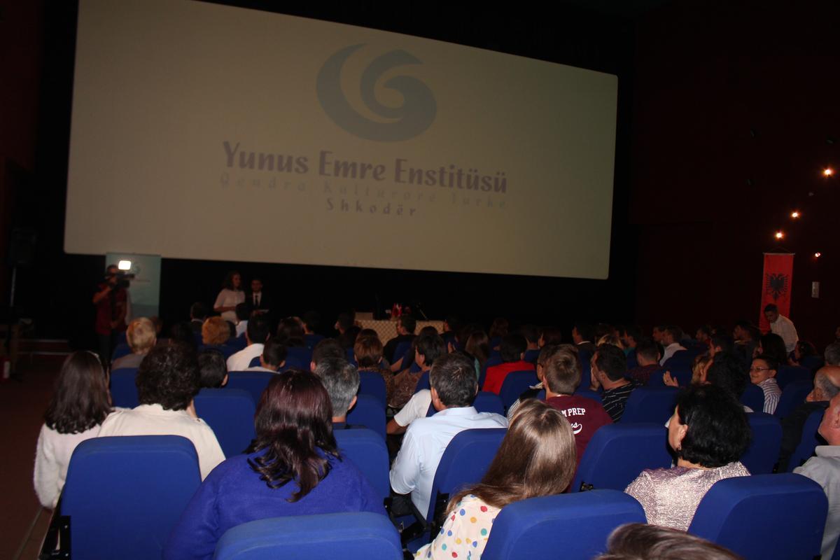 Arnavutluk'ta Türk filmleri festivali