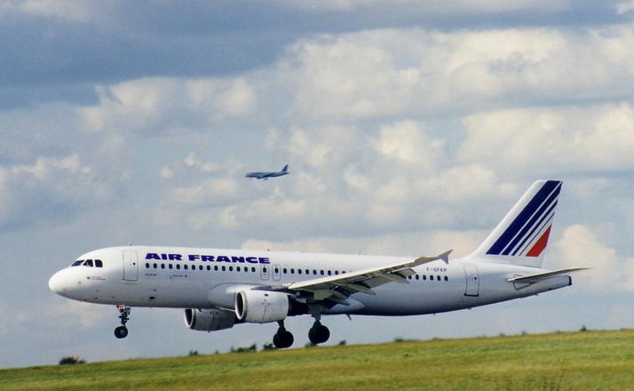 Air France ve Lufthansa Sina Yarımadası seferlerini durdurdu