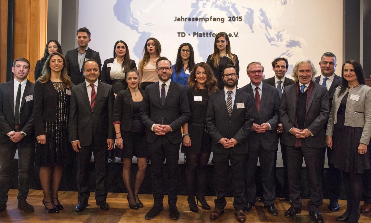 Türk akademisyenler Berlin'de buluştu