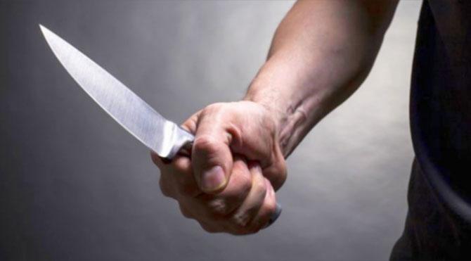 Almanya'da bıçak taşıma yasağı