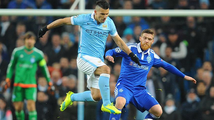 Manchester City UEFA Ligi'nde çeyrek finalde