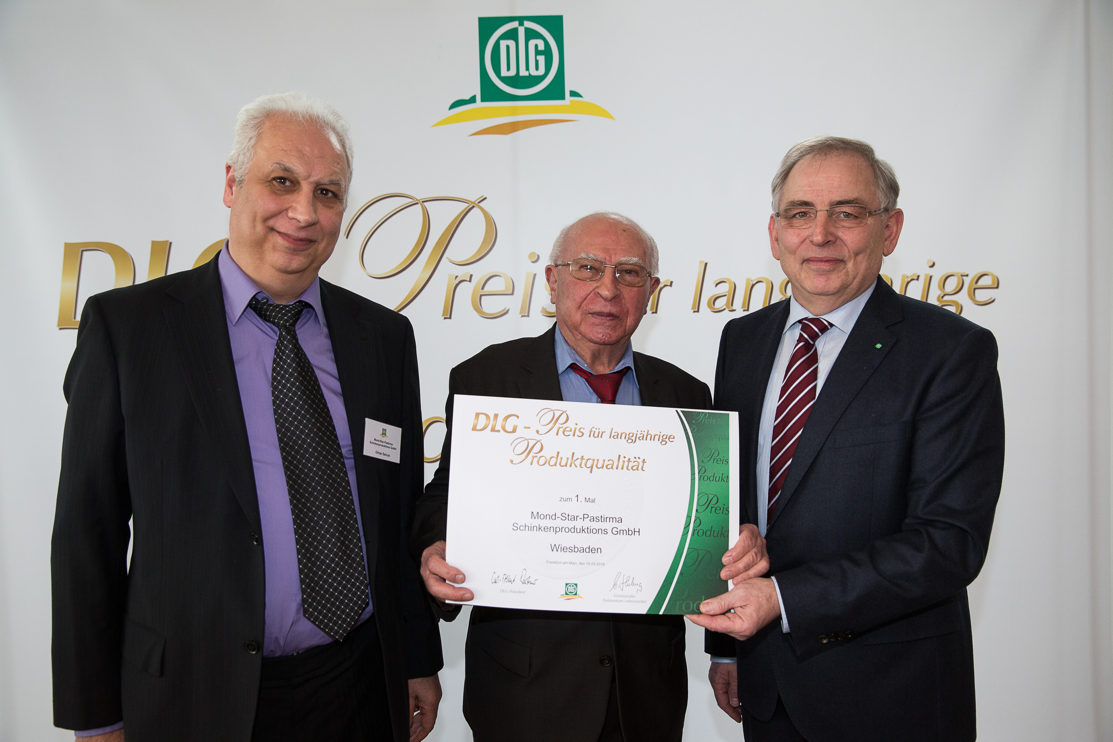DLG-Auszeichnung für Mond Star