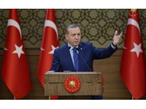 Erdoğan: Dokunulmazlıklar Meselesini Süratle Neticelendirmeliyiz Parlamento Adımını Süratle Atmalı
