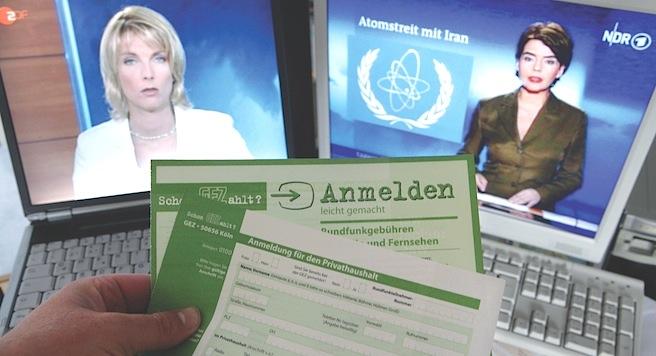 Almanya'da televizyon vergisi artsın tartışması