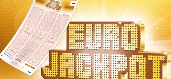 Eurojackpot talihlisi ortaya çıkmadı