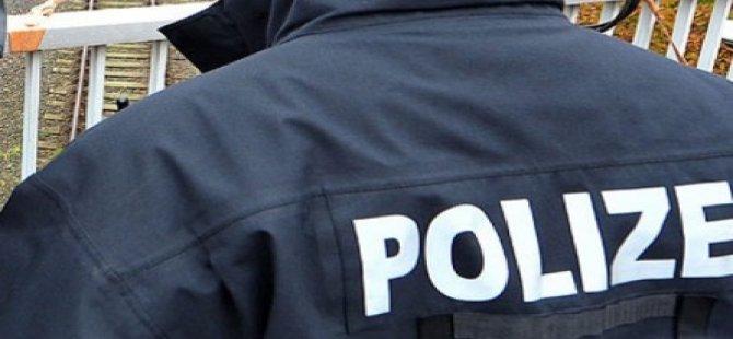 Alman polisi: TBMM Başkanvekili'ne kötü muamele veya gözaltı olmadı
