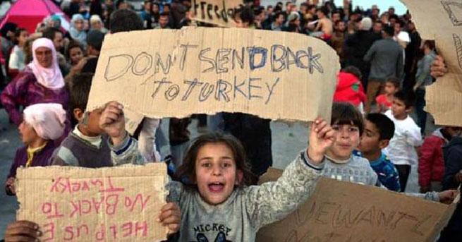 BM: Dünyada en fazla mülteci Türkiye'de