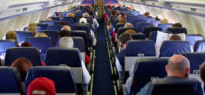 Türk yolcular tehlike atlattı