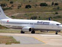 SunExpress'ten Avrupa'ya yeni uçuş güzergahları